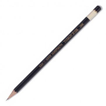 Creion cu mina grafit, HB, KOH-I-NOOR Toison D'or Art
