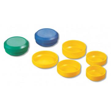 Vase din plastic pentru prepararea culorilor, 4+1 vase/cutie, marimi diferite, KOH-I-NOOR