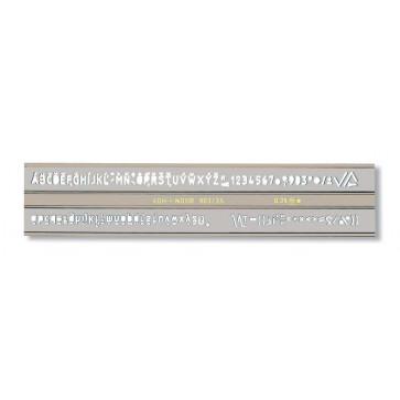 Sablon litere/cifre, 2.5mm, tip 903, KOH-I-NOOR
