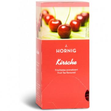 Ceai de cirese, 25 plicuri/cutie, J. HORNIG