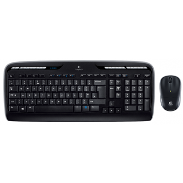 Kit Tastatura + Mouse LOGITECH MK330, wireless