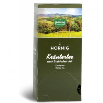 Ceai de plante stirian, 25 plicuri/cutie, J. HORNIG