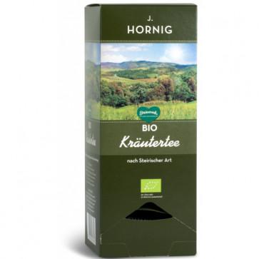 Ceai de plante stirian BIO, 25 plicuri triunghiulare, J. HORNIG