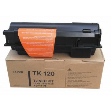 Toner, black, 7200 pagini, KYOCERA TK-120