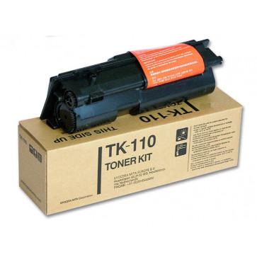 Toner, black, 6000 pagini, KYOCERA TK-110