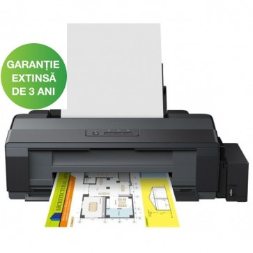 Imprimanta inkjet color EPSON ITS L1300 CISS, A3+, USB