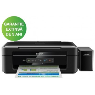 Multifunctional inkjet color EPSON L365 CISS, A4, USB, Wi-Fi