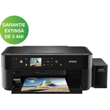 Multifunctional inkjet color EPSON L850 CISS, A4, USB