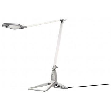 Lampa inteligenta LED, alb arctic, Leitz Style