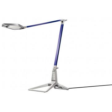 Lampa inteligenta LED, albastru violet, Leitz Style