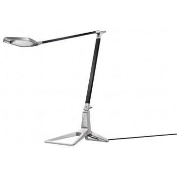 Lampa inteligenta LED, negru satin, Leitz Style