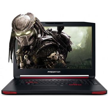 Laptop ACER Predator G9-791-7611, 17.3'' FHD, Procesor Intel® Core™ i7-6700HQ pana la 3.50 GHz, 16GB DDR4, 1TB 7200 RPM + 2x 128GB SSD, GeForce GTX 970M 3GB, Linux, Black