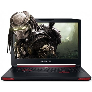 Laptop ACER Predator G9-791-70MN, 17.3'' FHD, Procesor Intel® Core™ i7-6700HQ pana la 3.50 GHz, 24GB DDR4, 1TB 7200 RPM + 256GB SSD, GeForce GTX 970M 3GB, Linux, Black