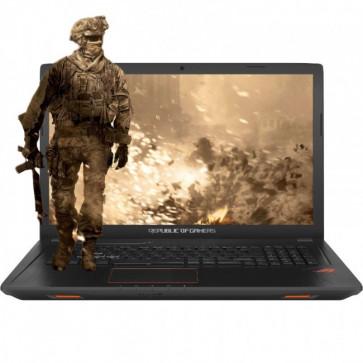 "Laptop GL753VD ASUS, i7-7700HQ, 17.3"", 8GB, 1TB, GeForce GTX1050"