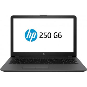 Laptop HP 250 G6, Celeron N3060, 15.6 HD, 4GB, 128GB SSD, FreeDos