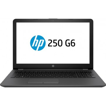 Laptop HP 250 G6, i3-6006U, 15.6 HD, 4GB DDR4, 500GB, FreeDos