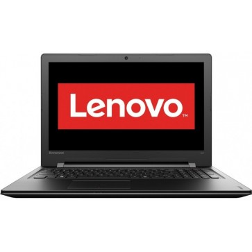 Laptop LENOVO IdeaPad 300, 15.6'' HD, Procesor Intel® Core™ i7-6500U pana la 3.10 GHz, 6GB, 128GB, Free DOS