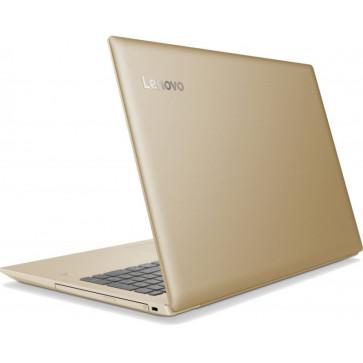 Laptop LENOVO IdeaPad i3-7100U IPS 15.6'', 4GB, 1TB, Win10, Gold