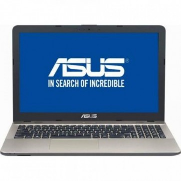 "Laptop  ASUS VivoBook Max X541NA-GO008, Celeron N3350, 15.6"", 4GB DDR4, 500GB HDD, EndlessOS,  Chocolate Black"