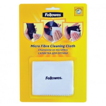 Laveta, 1 buc/blister, FELLOWES Micro-Fibre