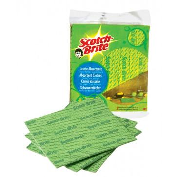 Lavete absorbante Scotch-Brite 3 bucati/ pachet