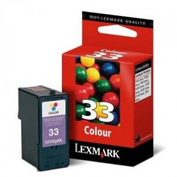 Cartus, color, nr. 33, LEXMARK 18CX033E