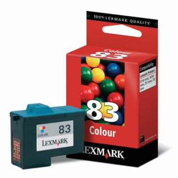 Cartus, color, nr. 83, LEXMARK 18LX042E