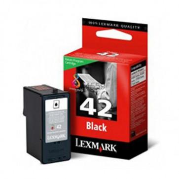 Cartus, black, nr. 42, LEXMARK 18Y0142E