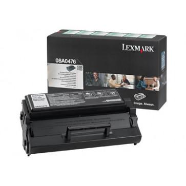 Toner, black, LEXMARK 08A0476
