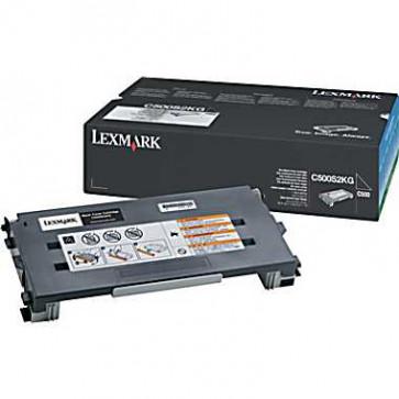 Toner, black, LEXMARK C500S2KG