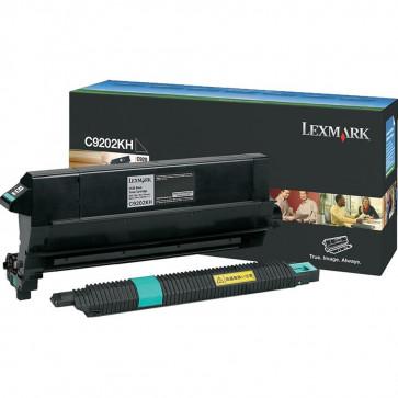 Toner, black, LEXMARK C9202KH