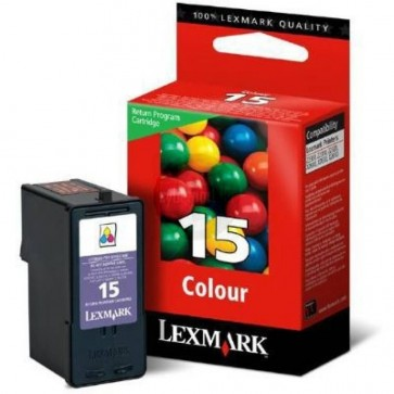 Cartus, color, nr. 15, LEXMARK 18C2110E