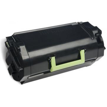 Toner, negru, LEXMARK 52D2000