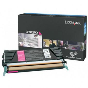 Toner, magenta, LEXMARK C5342MX