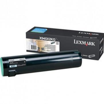 Toner, black, LEXMARK X945X2KG