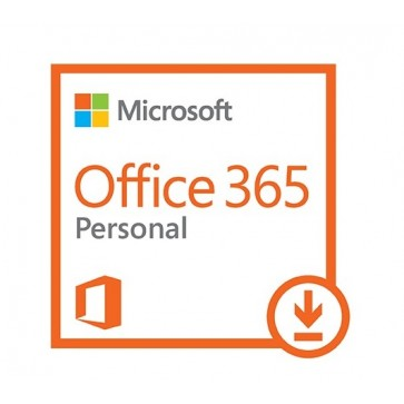 MICROSOFT OFFICE 365 Personal, licenta electronica - ESD, 1 an, 1 PC/MAC si 1 tableta, All Languages