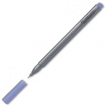 Liner, 0.4mm, gri, FABER CASTELL Grip
