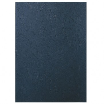 Coperti imitatie piele, negru, A4, 250 g/mp, 100 buc/top, LEITZ
