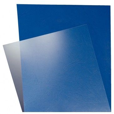 Coperti transparente, cristal, A4, 200 microni, 100 bucati/top, LEITZ