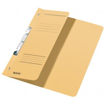 Dosar din carton, incopciat 1/2, 250 g/mp, kraft, LEITZ