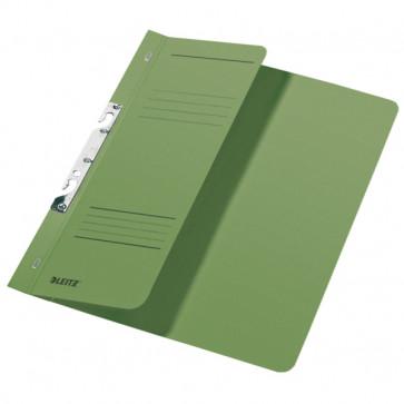 Dosar din carton, incopciat 1/2, 250 g/mp, verde, LEITZ