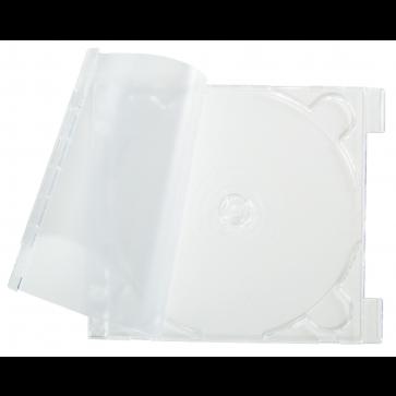 Carcasa pentru CD/DVD, pt. arhivare, transparent, 10 buc/set, LEITZ