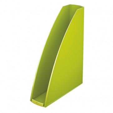 Suport vertical, verde metalizat, LEITZ Wow