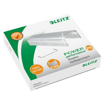Capse 23/15XL, 1000 bucati/cutie, LEITZ POWER Performance P6