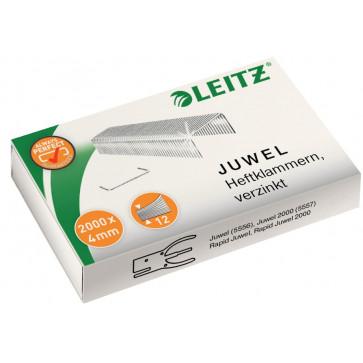 Capse 4mm, 2000 bucati/cutie, LEITZ JUWEL