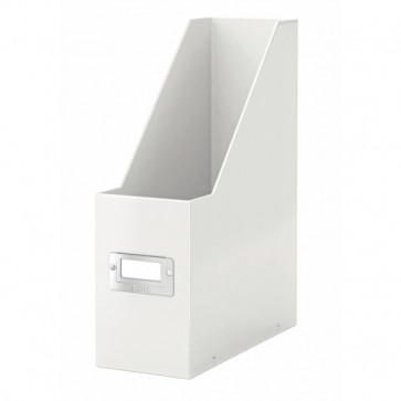 Suport vertical, alb, LEITZ Click & Store