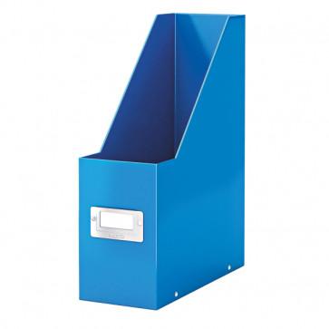 Suport vertical, albastru, LEITZ Click & Store