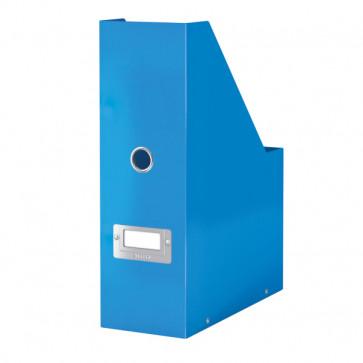 Suport vertical pt. documente, albastru, LEITZ Click & Store