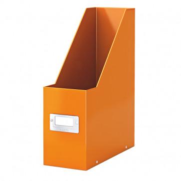Suport vertical, portocaliu, LEITZ Click & Store