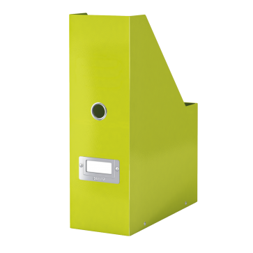 Suport vertical pt. documente, verde, LEITZ Click & Store